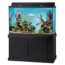 Top Fin® 150 Gallon Aquarium Ensemble