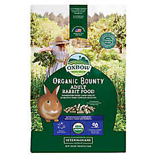Oxbow Bene Terra Organic Rabbit Food