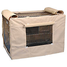 Precision Pet Indoor Outdoor Pet Crate Cover