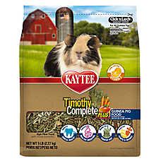 KAYTEE® Timothy Complete Guinea Pig Food