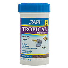 API® Tropical Mini Pellets