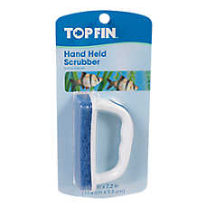 Top Fin® Hand Held Aquarium Scrubber