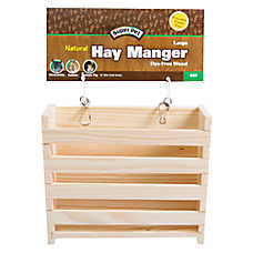 Super Pet® Natural Hay Manger