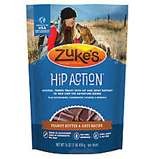 Zuke's ® Hip Action Dog Treat