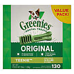 GREENIES® Daily Dental Dog Treat