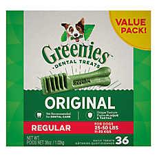 GREENIES® Daily Dental Dog Treat