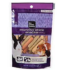 All Living Things® Munchy Stick Small Animal Snack