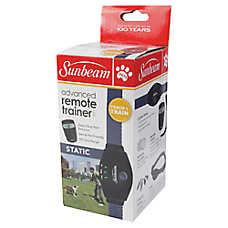 Sunbeam Advanced Static Remote Dog Trainer