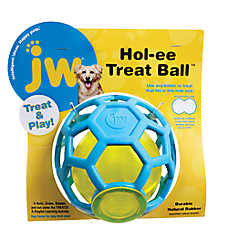 JW Pet® Hol-ee Treat Dispenser Dog Toy