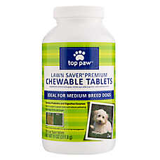 Top Paw Lawn Saver Premium Dog Supplements