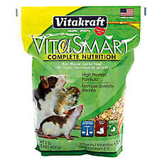 Vitakraft® VitaSmart Complete Nutrition Rat, Mouse & Gerbil Food