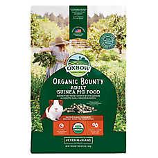 Oxbow Bene Terra Organic Guinea Pig Food