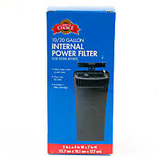 Grreat Choice® Internal Aquarium Power Filter