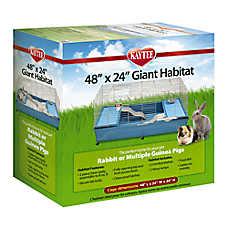 KAYTEE® Rabbit Small Pet Habitat