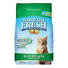 BLUE Naturally Fresh® Quick Clumping Cat Litter - Natural