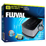 Fluval® Q2 Aquarium Air Pump