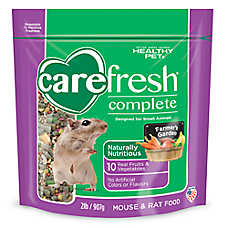 carefresh® Complete™ Menu Rat & Mouse Food