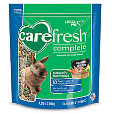carefresh® Complete™ Menu Rabbit Food
