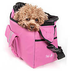 Pet Life 'Over-The-Shoulder' Summit Pet Carrier