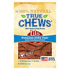 True Chews Lils Natural Chicken Jerky Bites Dog Treats