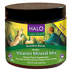 VitaGlo Vitamin Mineral Mix Pet Supplement