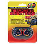 Zoo Med™ Reptile Terrarium Thermometer Humidity Gauge