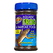 Zoo Med Aquatic Frog and Tadpole Food