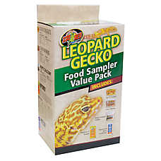 Zoo Med™ Sampler Leopard Gecko Food