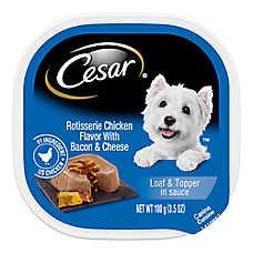 Cesar® Savory Delights™ Adult Dog Food