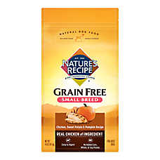 NATURE'S RECIPE® Small Breed Adult Dog Food