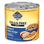 NATURE'S RECIPE® Dog Food