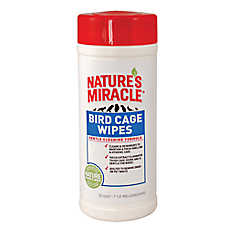 NATURE'S MIRACLE™ Bird Cage Wipe