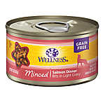 Wellness® Minced Cat Food - Natural, Grain Free
