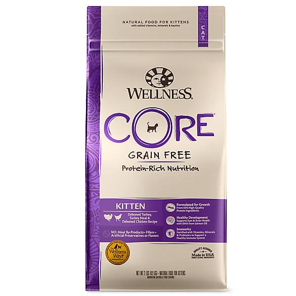 Wellness 174 Core 174 Kitten Food Natural Grain Free Cat