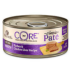 Wellness® CORE® Kitten Food - Natural, Grain Free
