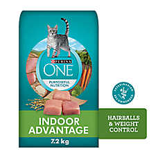 Purina® ONE® Smartblend Hairball And Weight Control Indoor Cat Food