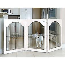 Majestic Pet Universal Free Standing Pet Gate