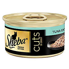 Sheba Premium Cuts Adult Cat Food