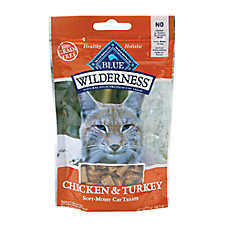 BLUE Wilderness® Grain Free Soft Moist Cat Treat