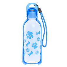 Top Paw® Travel Pet Water Bottle (COLOR VARIES)