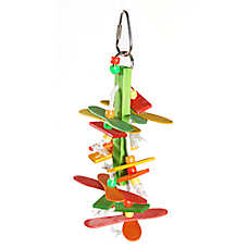 All Living Things® Hang Down Bird Toy