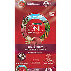 Purina ONE® SMARTBLEND® Small Bites Adult Dog Food