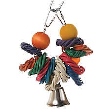 All Living Things® Wicker Circles Bird Toy