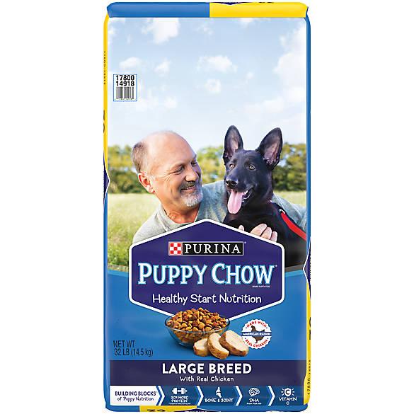 Petsmart Purina Large Breed Dog Food