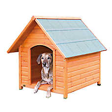 TRIXIE's Log Cabin Dog House