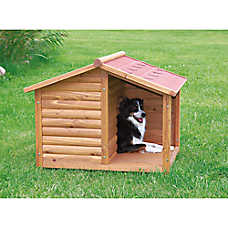 TRIXIE's Rustic Dog House
