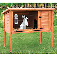Trixie 1-Story Rabbit Hutch