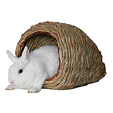 Marshall Small Animal Woven Grass Cave