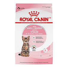 Royal Canin® Feline Health Nutrition™ Spayed/Neutered Kitten Food