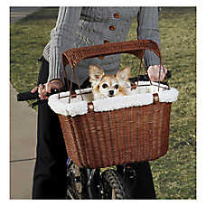 Solvit Tagalong Pet Bicycle Basket